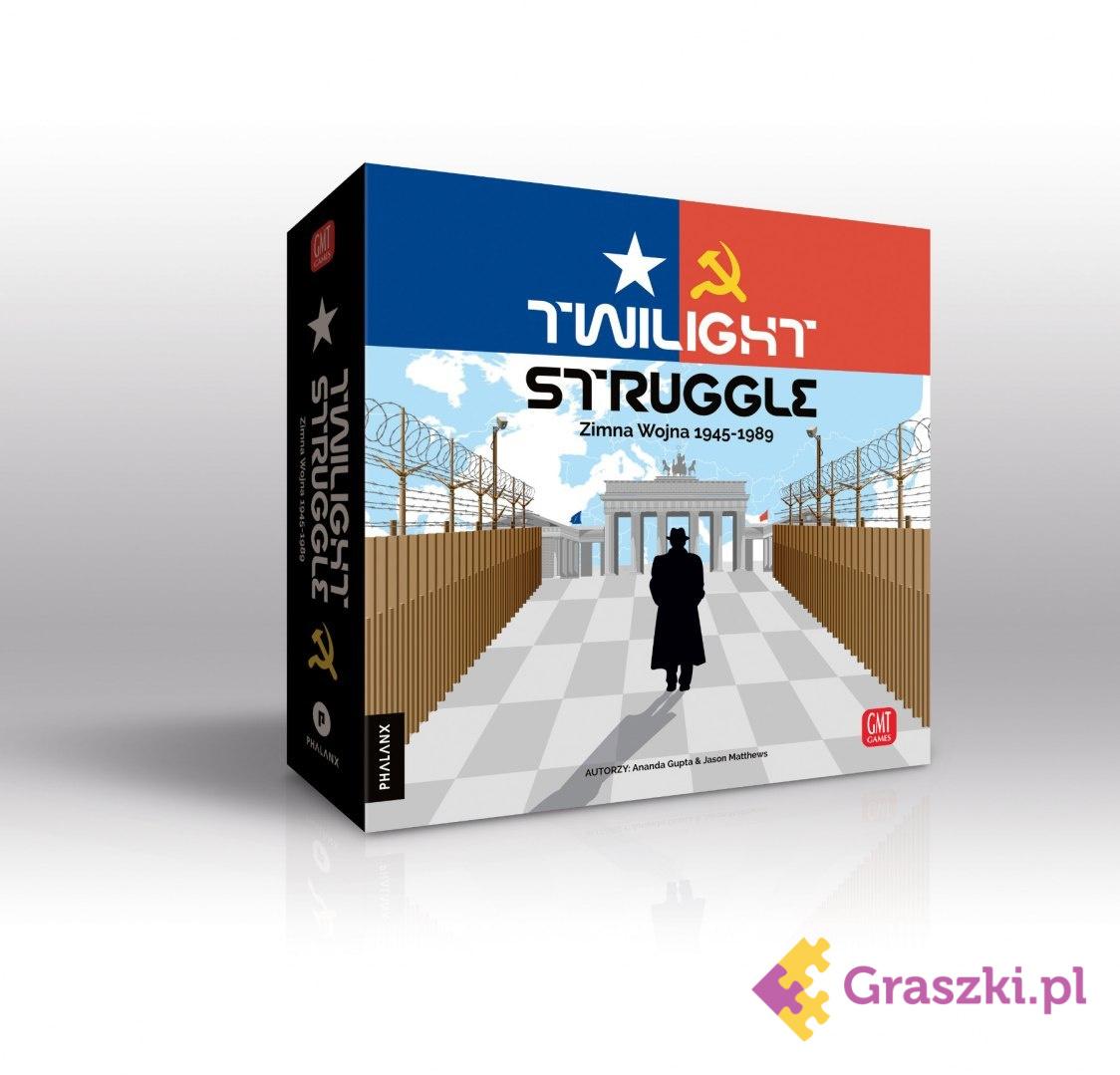 TWILIGHT STRUGGLE Zimna Wojna 194589 | Phalanx